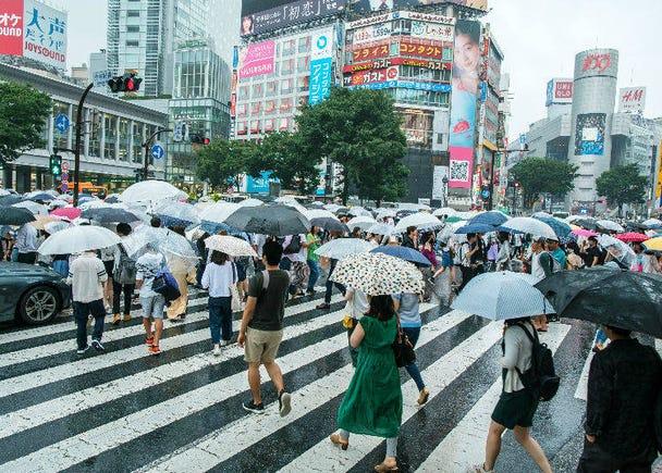 5. Guerilla Rainstorms – Beware of Sudden Showers!