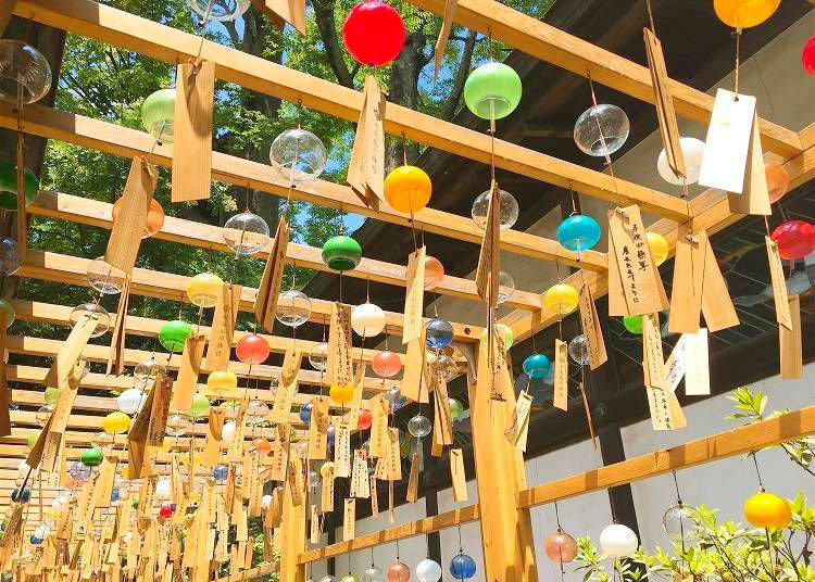 10. Summer Relaxation, the Traditional Way! Japanese Summer Festivals