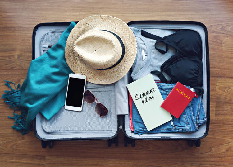 2. What to Pack for Summer in Japan