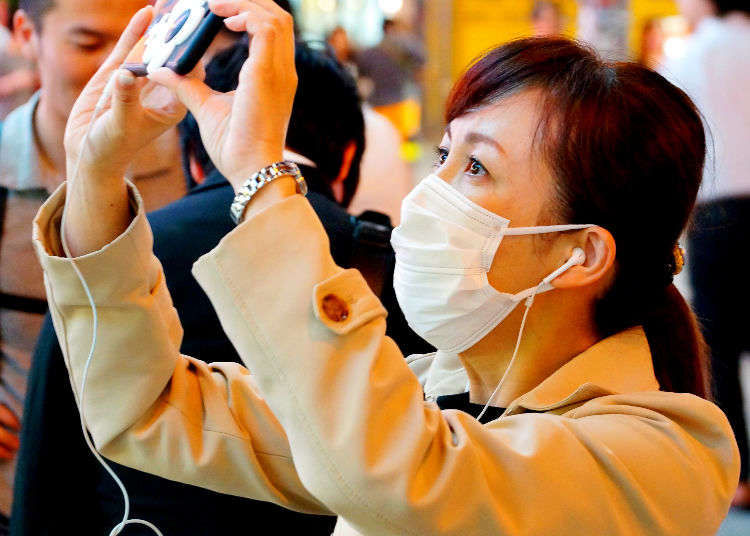 Why do Asians Wear Masks A Lot Anyway? The Story Behind the Face Masks Worn by Japanese