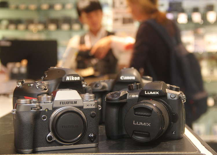 Best 4 Used Camera Stores in Tokyo: Quality Digital & Film Cameras at Bargain Prices!