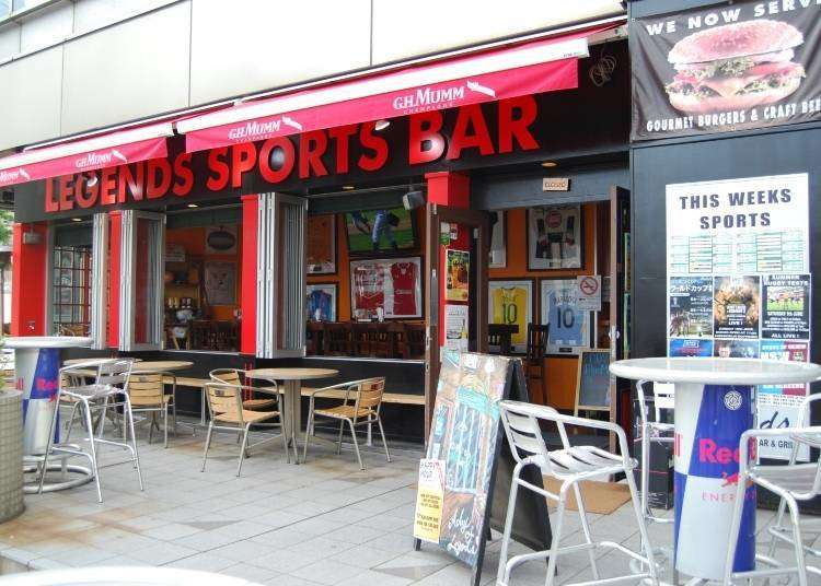 Where to Catch the Game in Japan? 4 Popular Sports Bars in Tokyo!