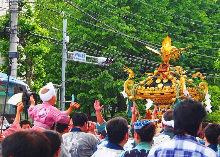 Present-day celebration