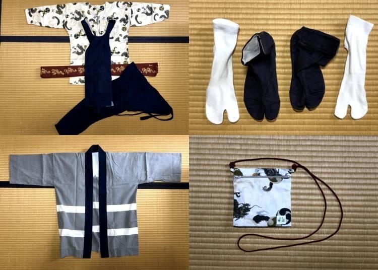 What do locals wear during the matsuri?