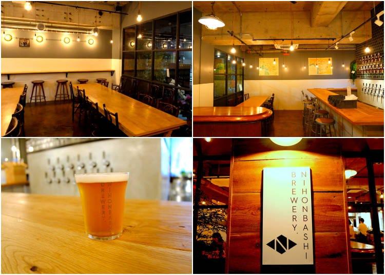 1. Nihonbashi Brewery (Nihonbashi)