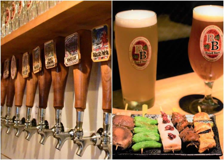 2. Baird Beer Taproom Harajuku (Harajuku)