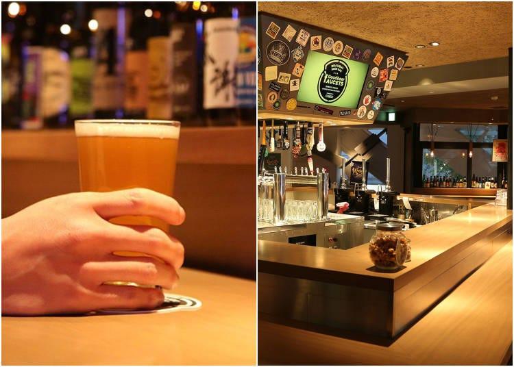 3. Goodbeer Faucets (Shibuya)