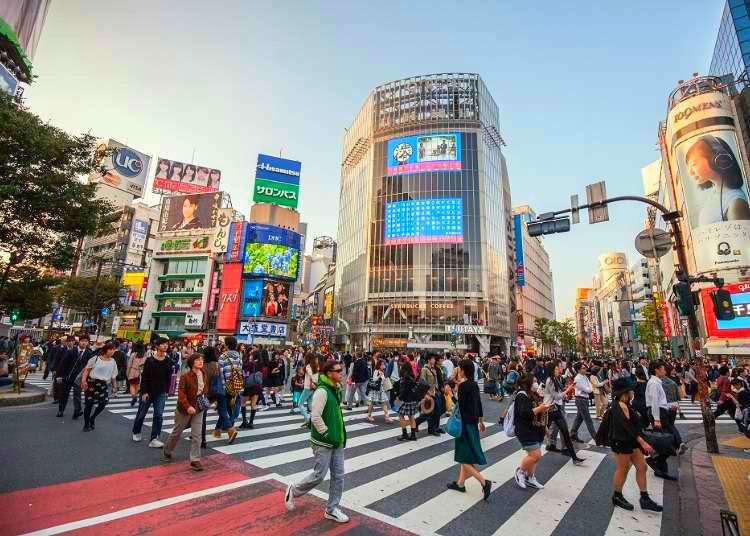 東京血拼掃貨區域總整理! 想買什麼就去那區火力全開吧!
