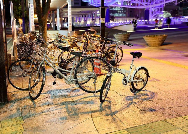 近年不斷發生的自行車竊盜!