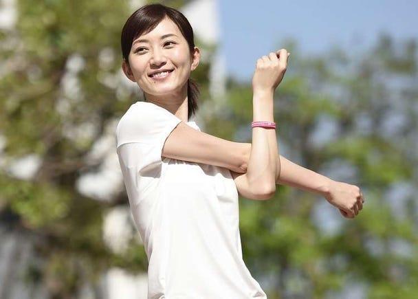 日本掀起健康熱潮!體驗頂尖運動選手也推崇的日本原創身體保養品!