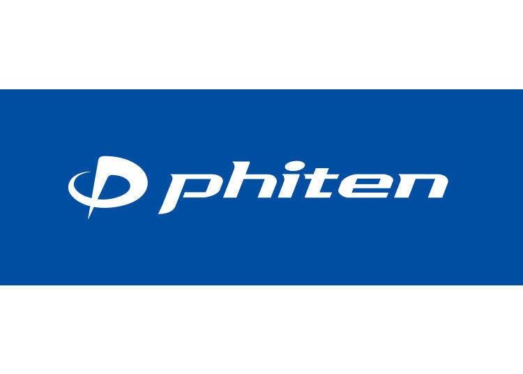 「phiten」以維繫健康為出發點