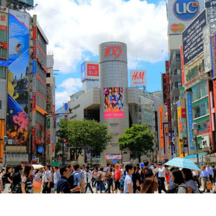 澀谷必去地標!最潮最好逛「SHIBUYA109」裡頭有什麼通通一次報給你知!