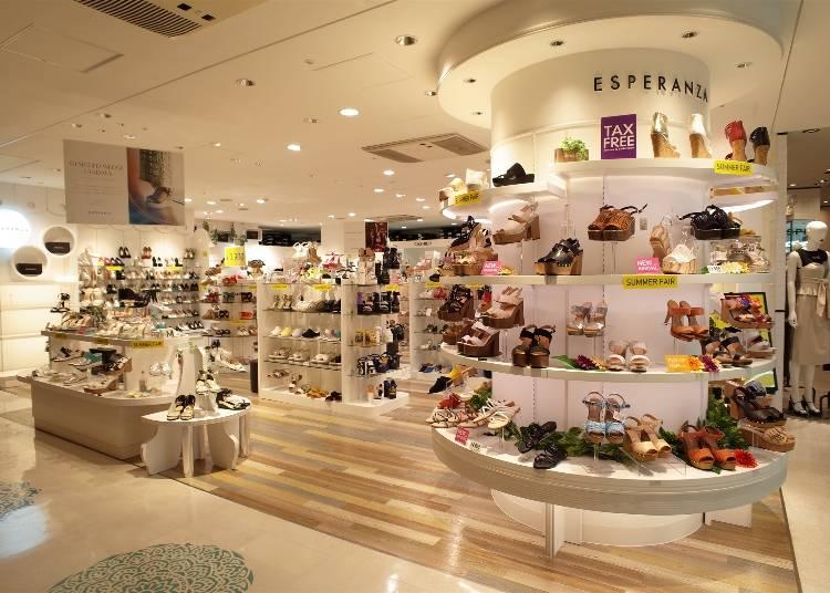 5F: Esperanza (Shoes)