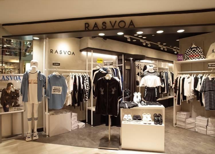 4F:RASVOA(ウェア)
