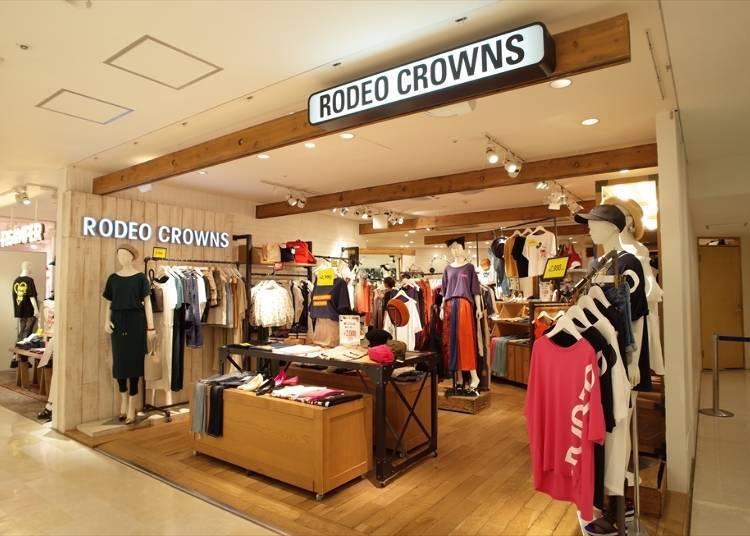 5F:RODEO CROWNS(服飾)