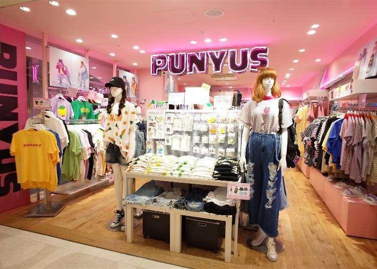 時尚達人不能錯過!澀谷地標百貨SHIBUYA109必逛知名時尚商店八選
