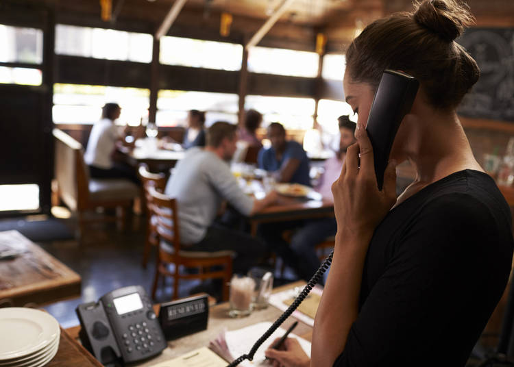 Making Reservations by Phone