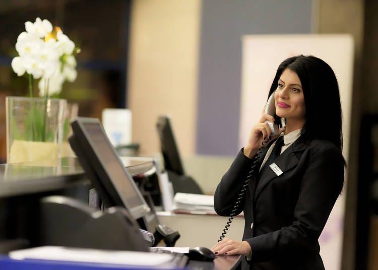 Hotel Concierge