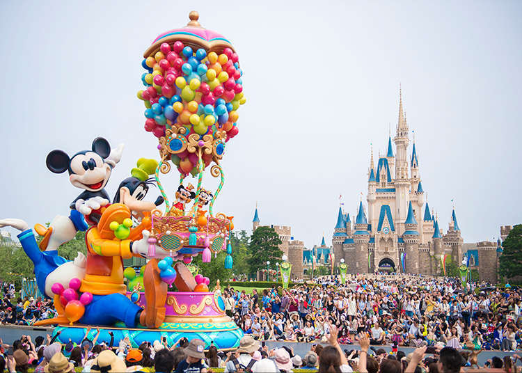 Tokyo Disney Resort Pin Premium Guide Tour Tokyo Disney Land x Mickey