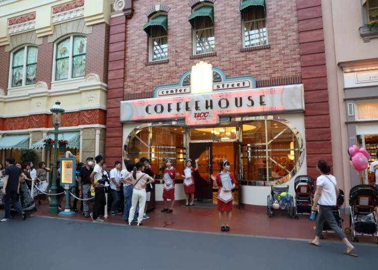 8) What to Eat at Tokyo Disneyland? Take a Relaxing Break at One of the Many Restaurants