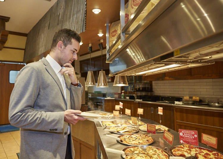 アントニオさんの食べたいメニューをリサーチ!
