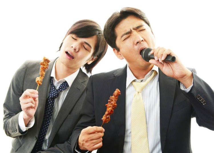 15. Practice up on your karaoke