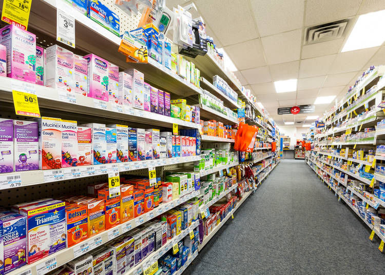 Over the Counter Drugs and Prescription Drugs