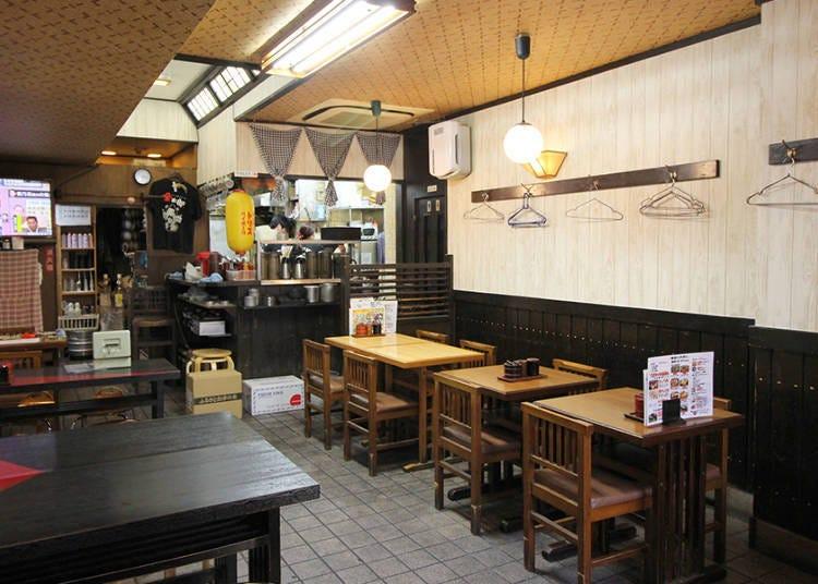 Kintaro: Get Sukiyaki Lunch for Only 550 yen! Satisfying Portions!