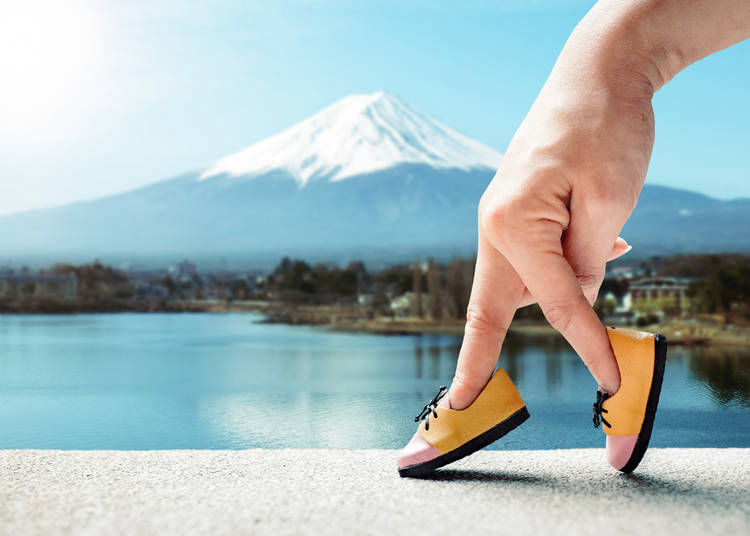 Japan Travel Tip 2. Bring comfortable (and easy to take off/put on) shoes and socks