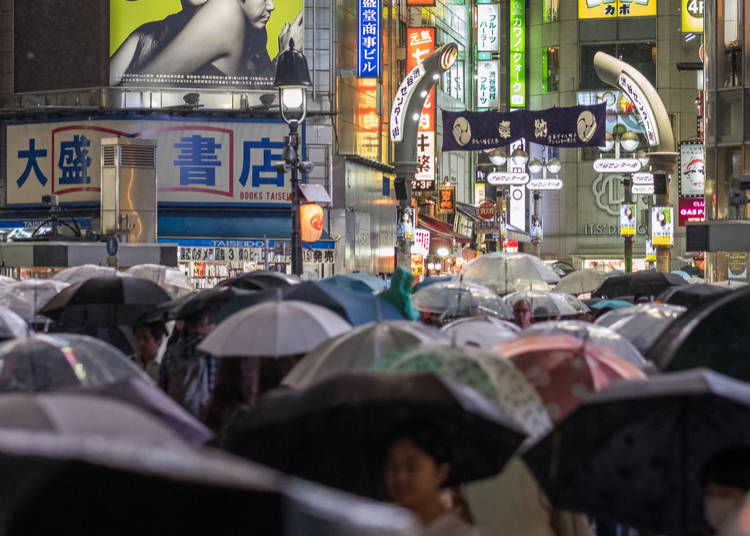 Japan Travel Tip 7. Check the weather