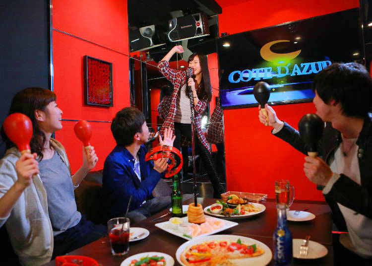1. The Karaoke Parlor: Sing and Drink Through the Night!