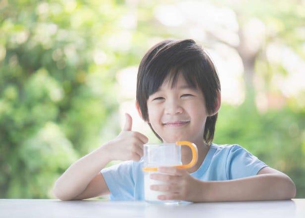 日本の牛乳はなぜおいしい?