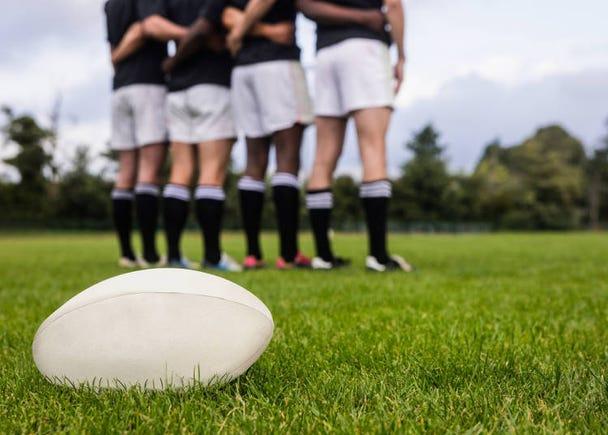 7. Japan is Skilled in Rugby!