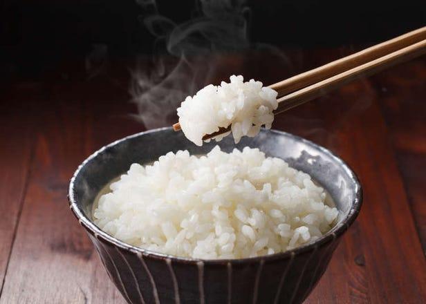日本米為何Q彈有勁?日本人教你如何挑選日本米&推薦5款特級日本米品牌