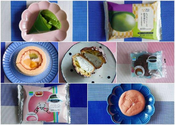 【日本必吃】日本便利商店 夏季清涼系甜點食後總評比