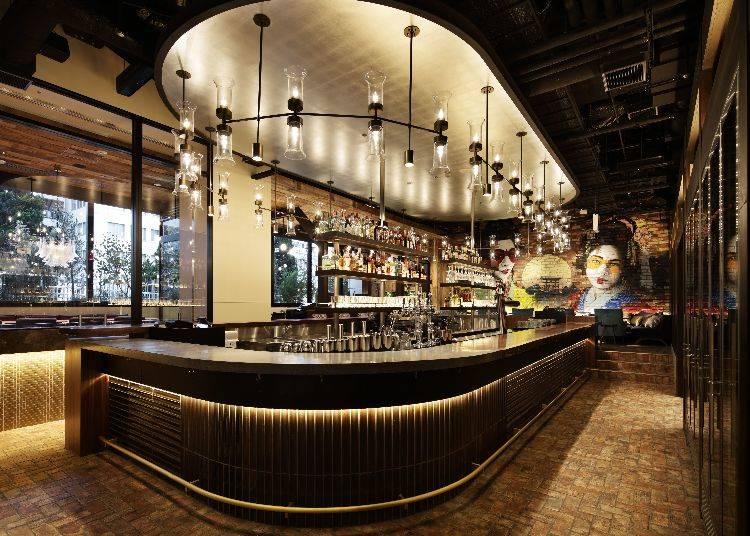 以西海岸為主題的新美式風格餐廳「tavern on S <es>」
