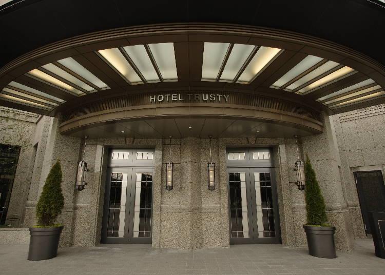 3. Hotel Trusty Tokyo Bayside: a Modern, New York-Style Hotel