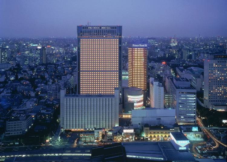 5. Shinagawa Prince Hotel: Prime Spot for Entertainment