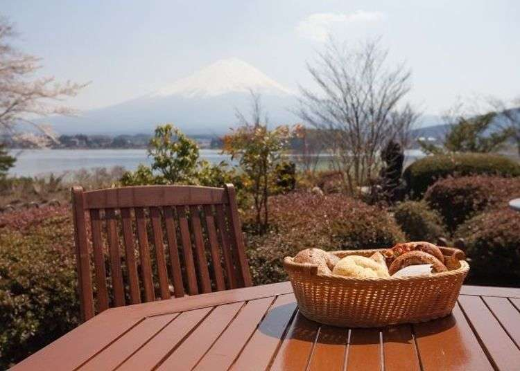 Next to Japan's Majestic Mountain: Kawaguchiko Cafes with Incredible Views of Mt. Fuji!