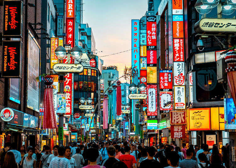6 Crazy Facts About Tokyo's Population (2021) - Inside the World's Top Megacity | LIVE JAPAN travel guide