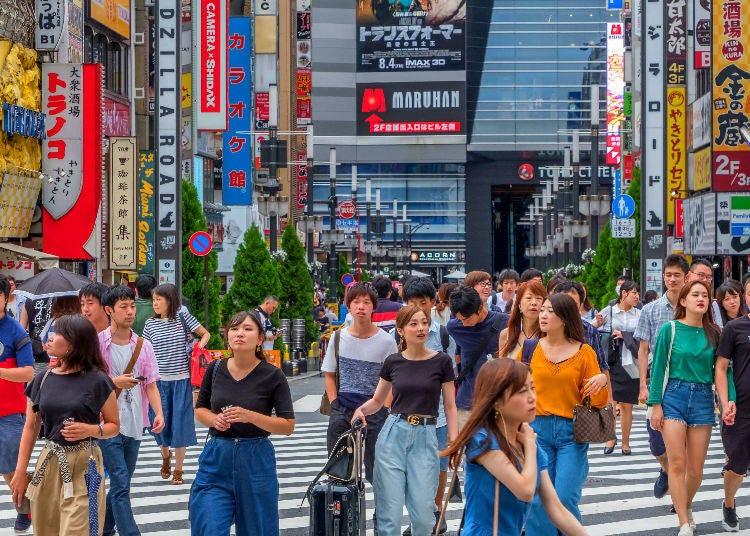 4. Tokyo Population Density Ranking by Ward