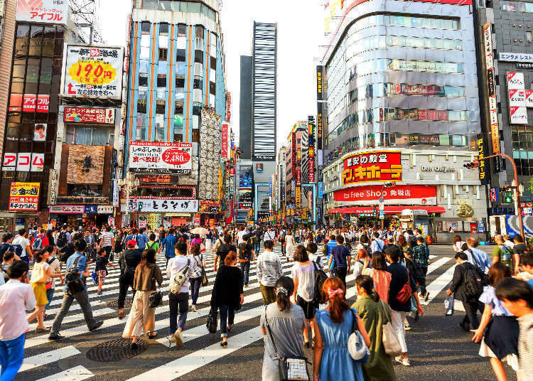 6. Tokyo Facts: What Will Tokyo's Population Look Like in the Future?