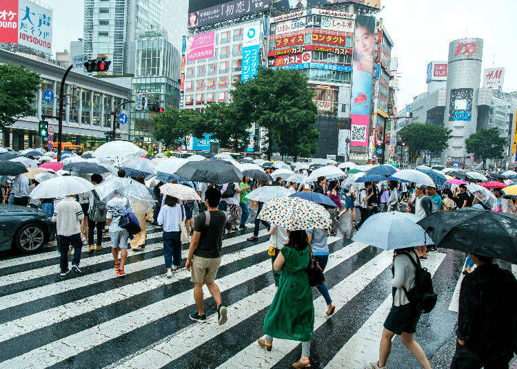 Top 3 Areas in Tokyo with the Highest Crime Rate