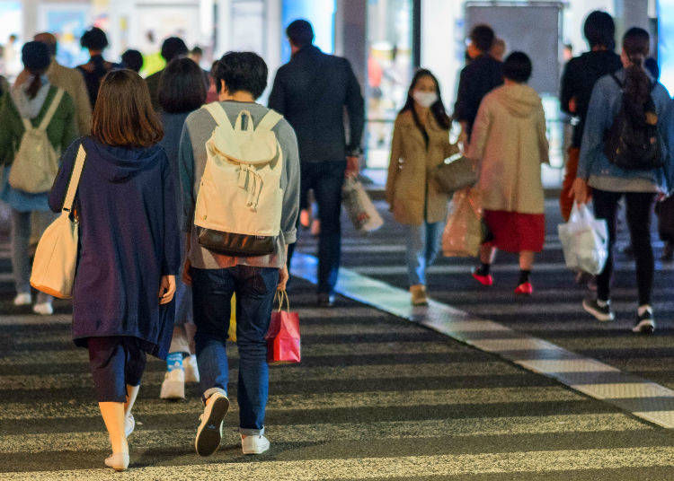 Top 3 Areas in Tokyo with the Lowest Number of Violent Crimes