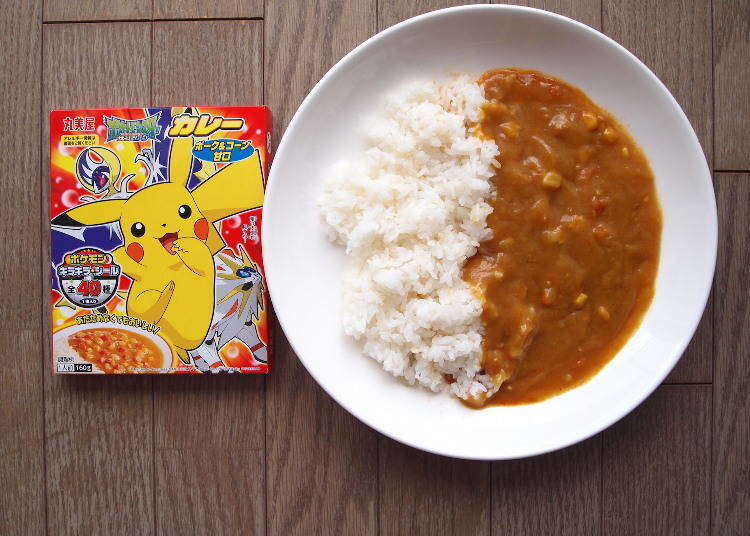 Exploring the Quirky World of Japanese Curry: Top Selling 10 Heat-and-Eat Delights in Japan!