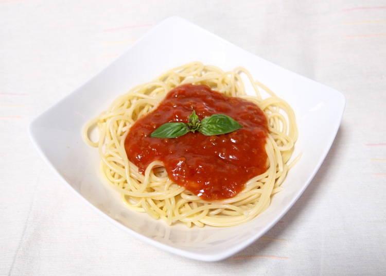 #3. Mama's Meat Sauce (Nisshin Foods, 158 yen excluding tax)