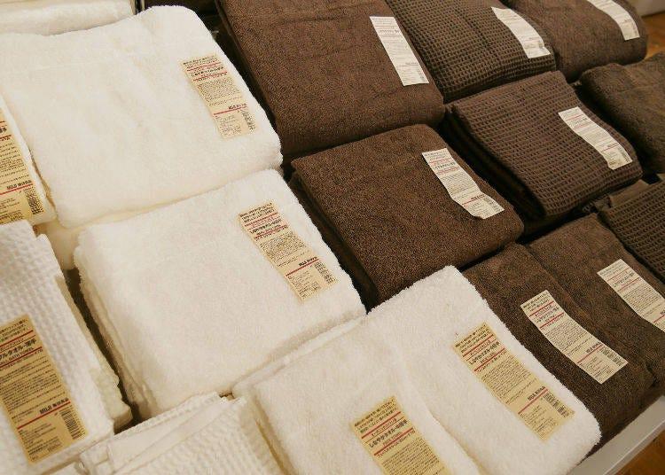 1. Organic Cotton Blend Face Towel