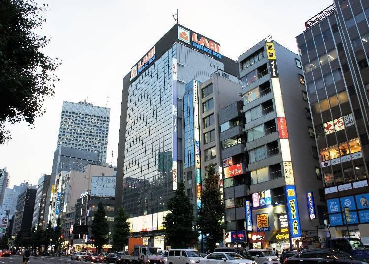 7. Yamada Denki LABI: Low Prices and Japan's Famous Hospitality!