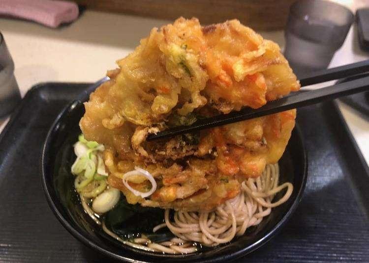 【富士蕎麥麵】日本人和外國人的喜好相同嗎?超人氣美味排行榜大揭曉!