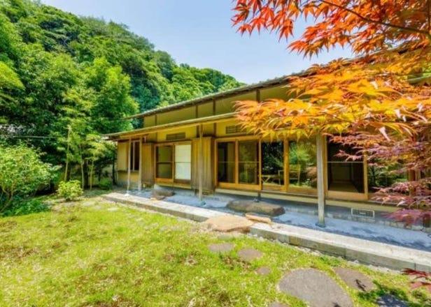 一日一組超限定,日式禪意民宿「鎌倉・清風樓」紓壓身心靈
